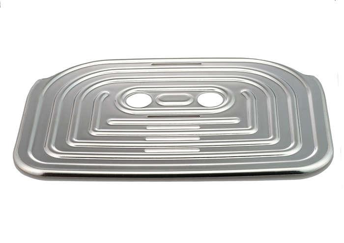 La placa en la que puedes colocar las tazas