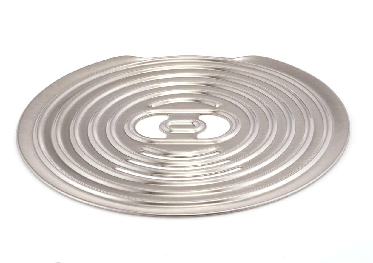 컵을 올려놓는 판