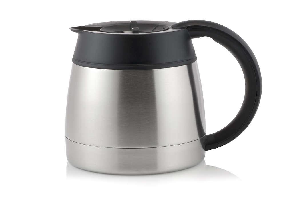 Une pièce de votre cafetière filtre