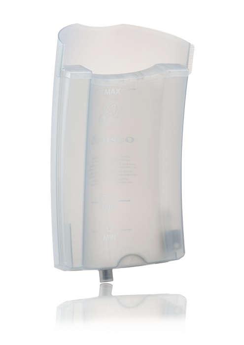 Para almacenar el agua de tu SENSEO@