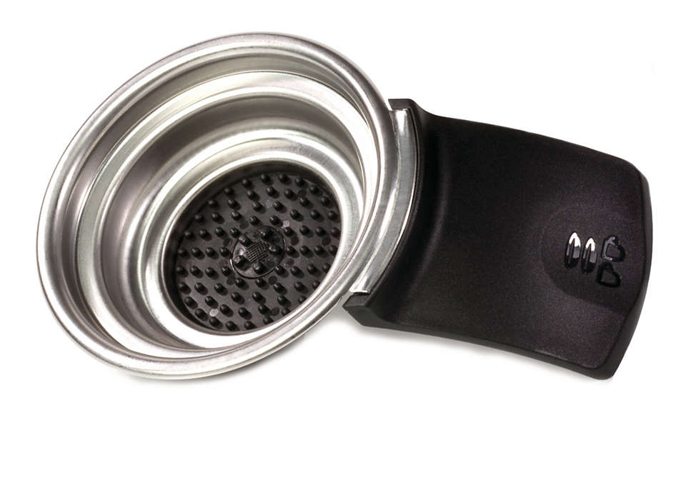 Holds two coffee pods in your SENSEO@