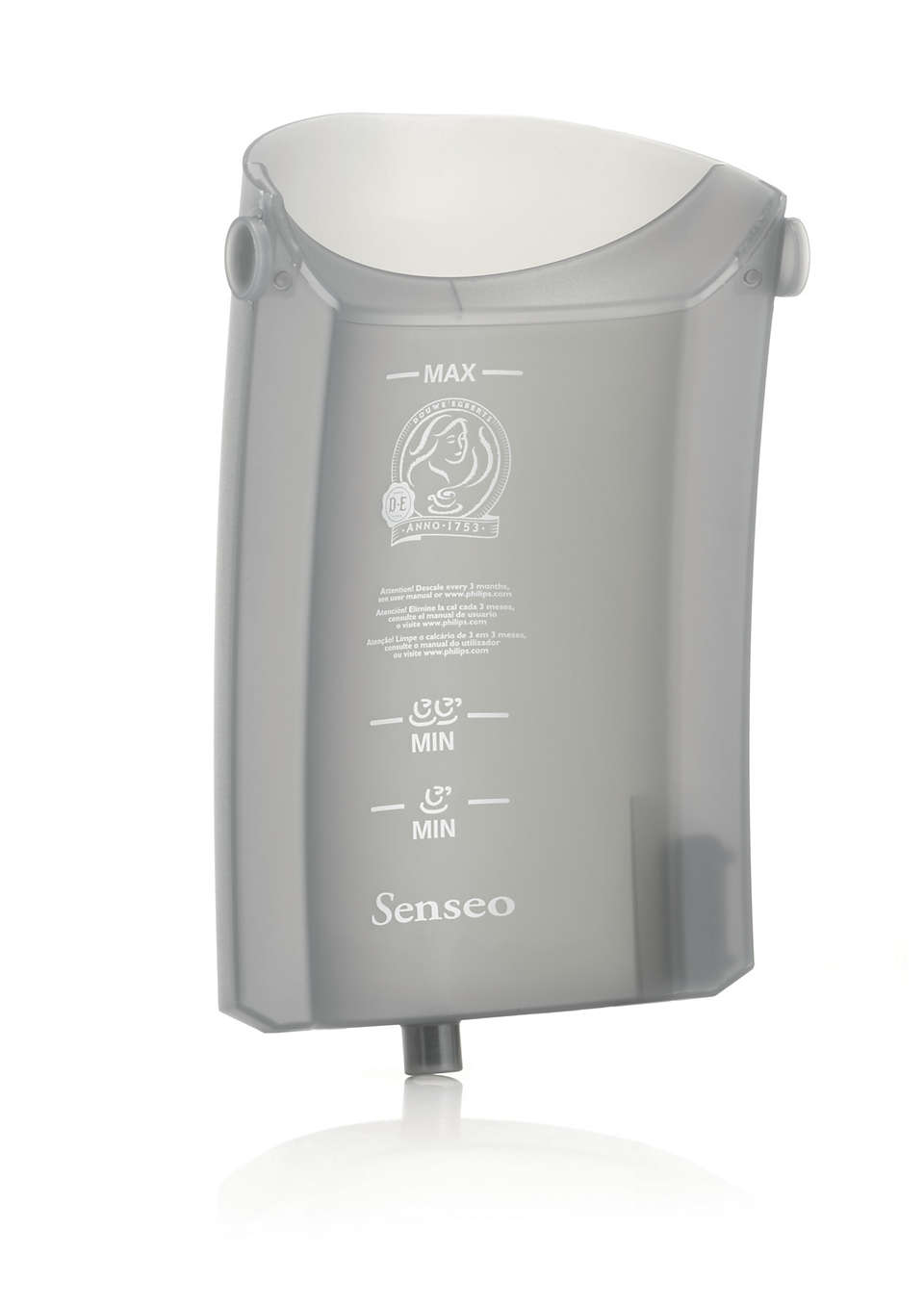 To store the water in your SENSEO@