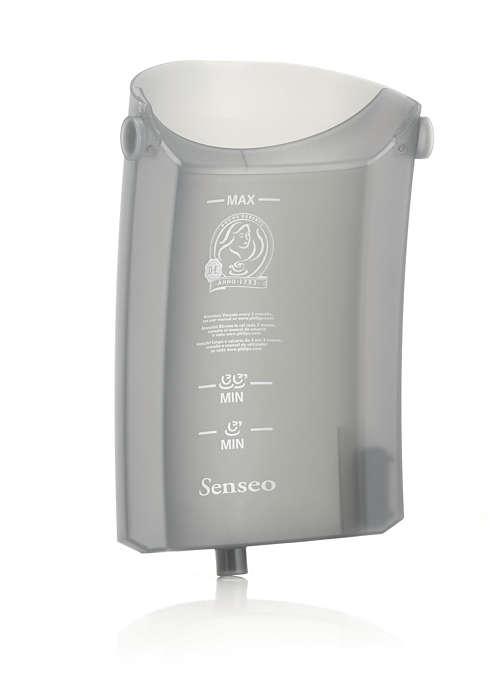 Extra waterreservoir voor de SENSEO@