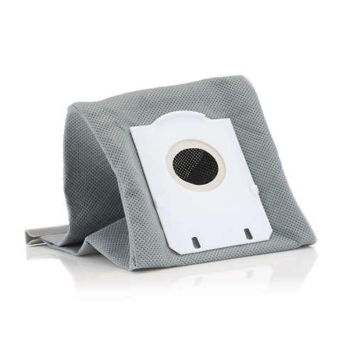 Reusable dust bag