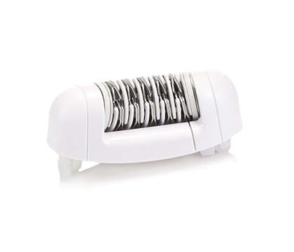 Top part of your epilator