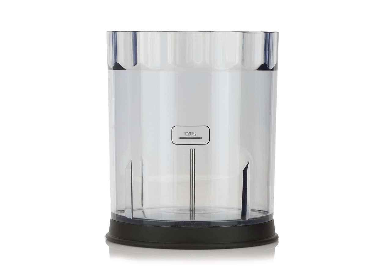 Un accessorio per il tuo frullatore a immersione