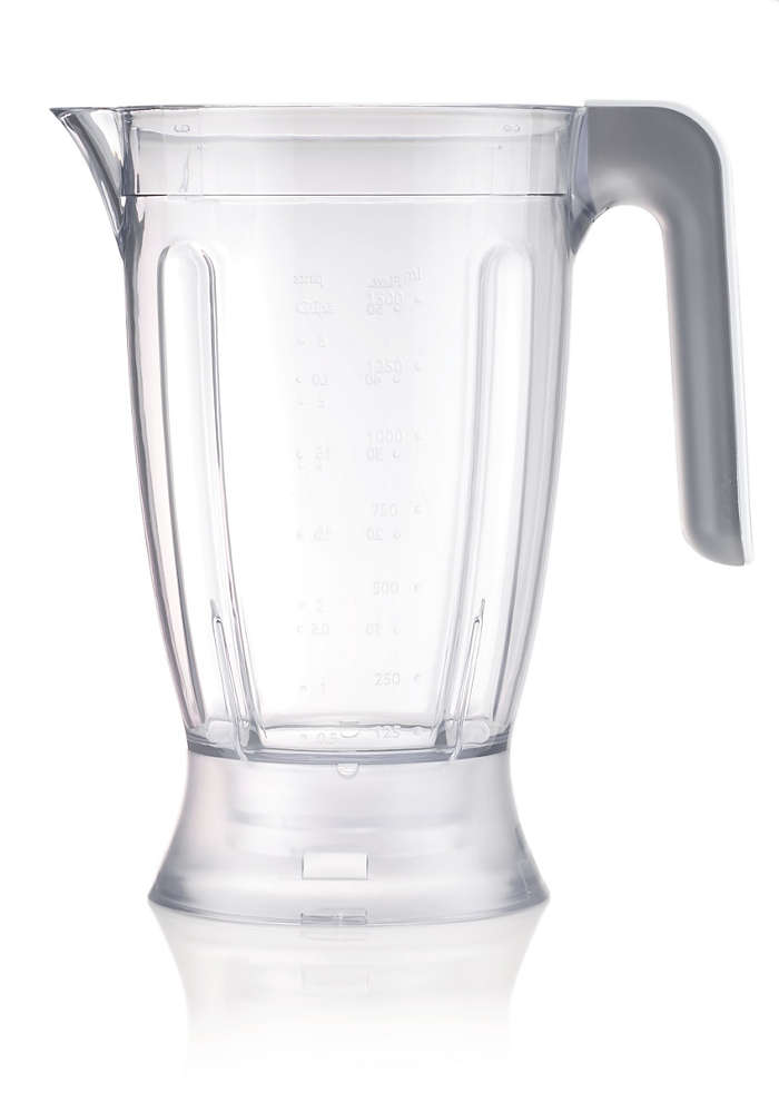 Blenderbeker voor de keukenmachine