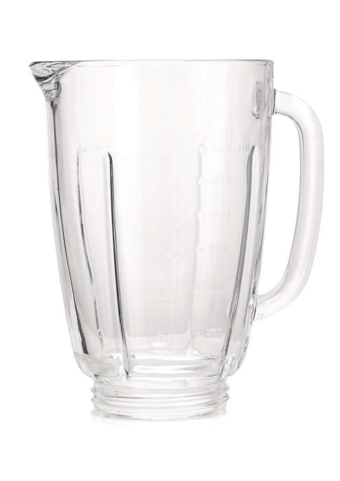 Glass beaker for blender