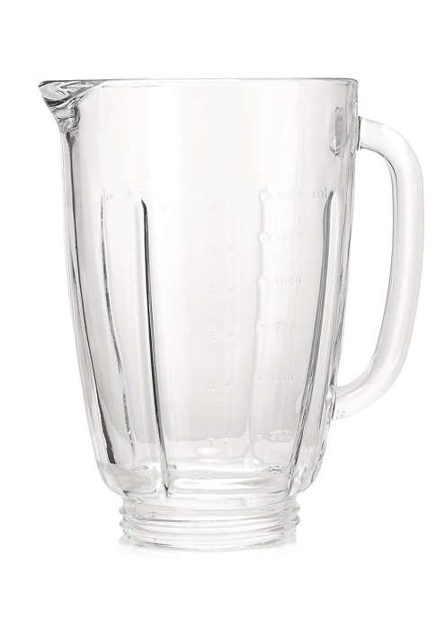 Vaso de cristal para la batidora