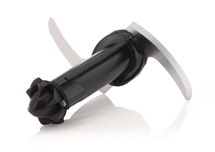 Un accesorio de la batidora de varilla