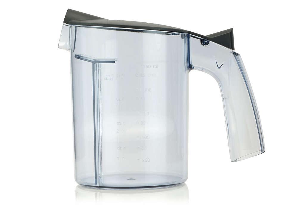 Une pièce supplémentaire de votre centrifugeuse
