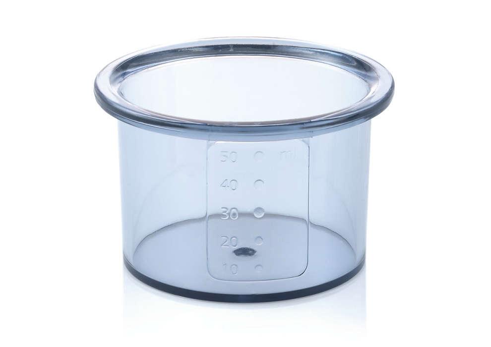 Para usar exactamente la cantidad adecuada