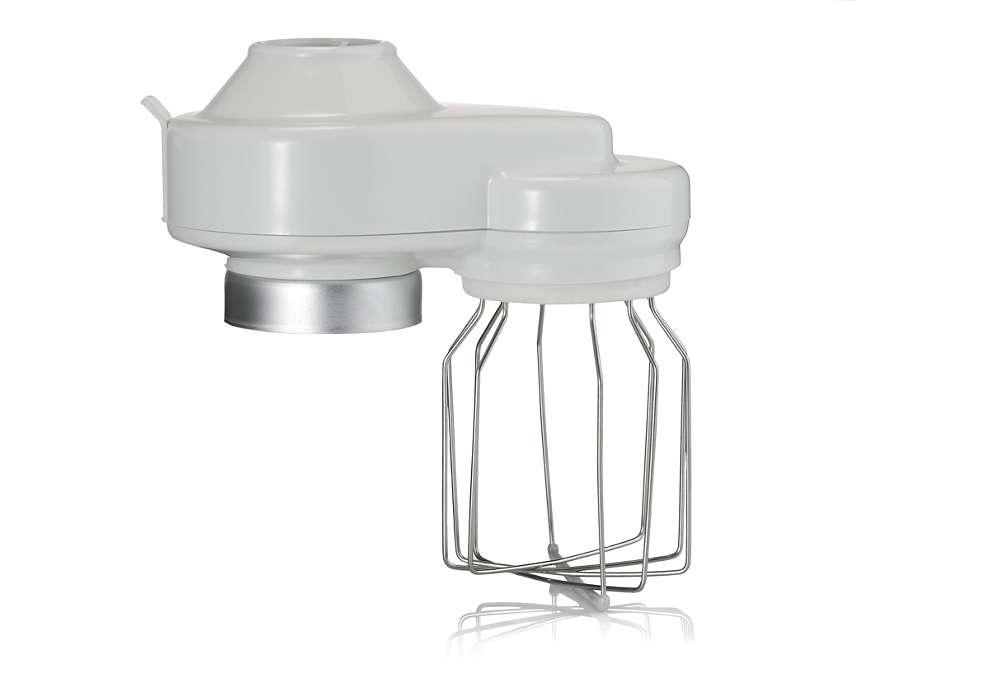 Un accessoire pour votre robot de cuisine