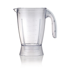 CRP566/01 -    Blender jar with white handle
