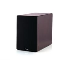CRP669/01  Left speaker box for micro system