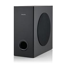 CRP672/01  Subwoofer-Lautsprecher für Home Entertainment-System