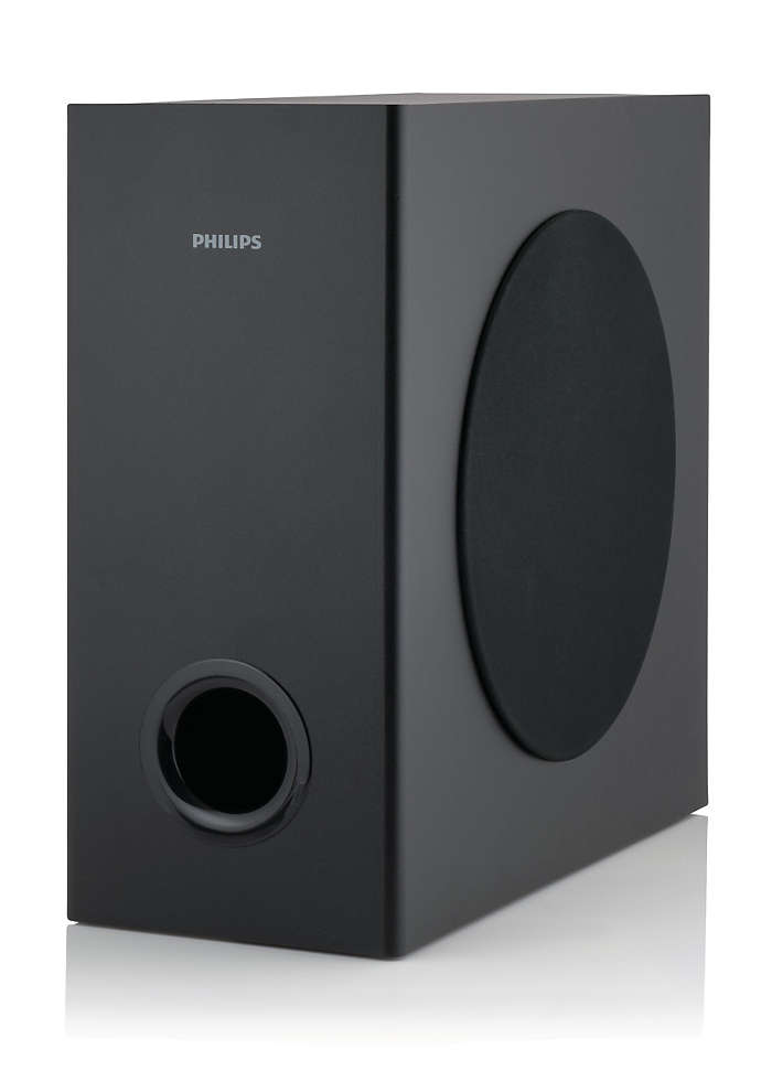 Speaker for low tones