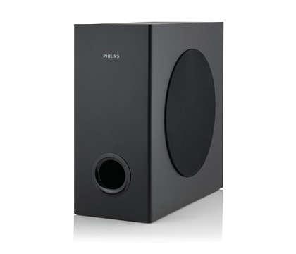 Speaker for low tones