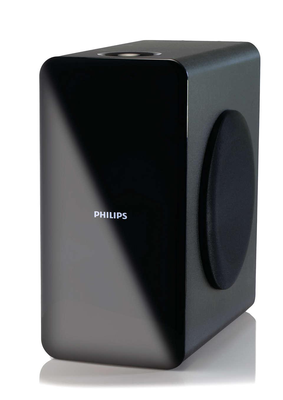 Lautsprecher für niedrige Töne