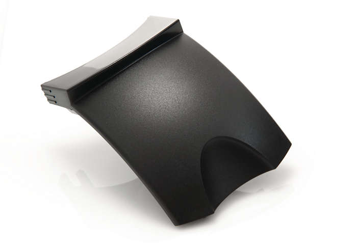 Cubierta de boquilla