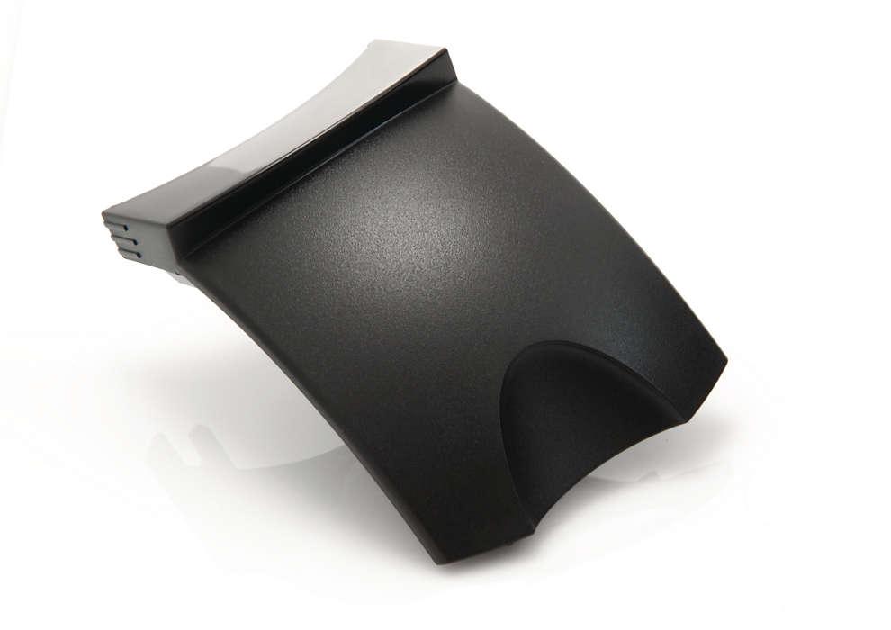 Pour recouvrir le compartiment à mousse de votre SENSEO®