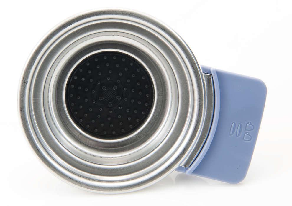 Houder voor twee koffiepads voor uw SENSEO® koffiezetapparaat