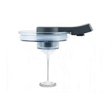 CRP710/01 - Philips Saeco  Tapa para espumador de leche