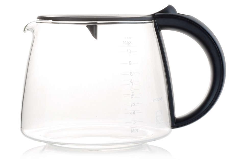 Una pieza esencial de la cafetera
