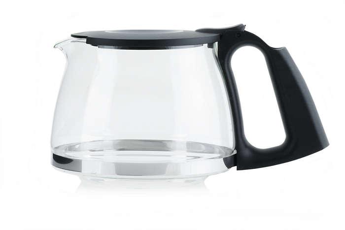 En viktig del av din kaffebryggare