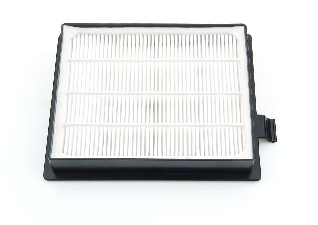 Optimum hava filtreleme için