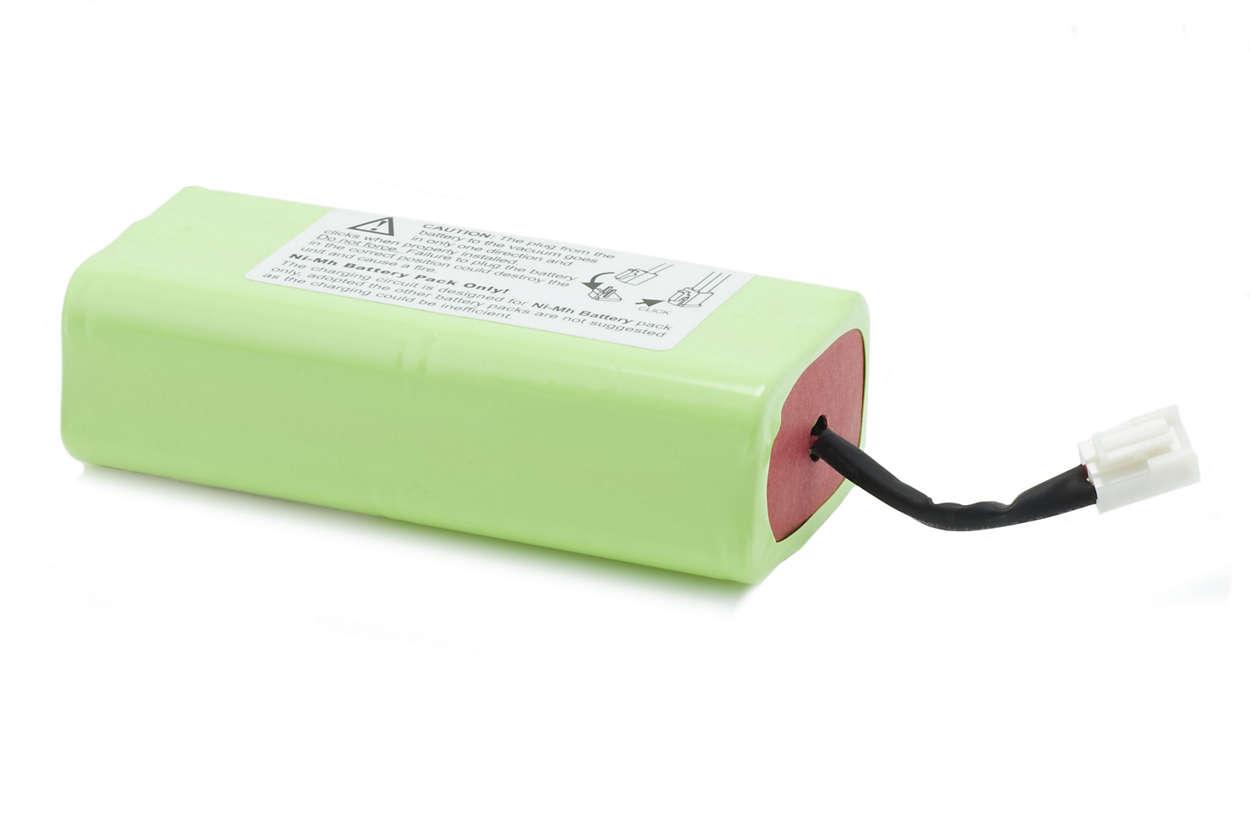 Per la sostituzione della batteria