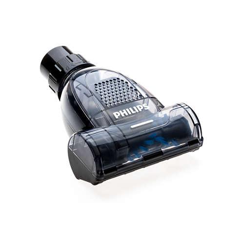 PowerLife Cepillo Mini Turbo