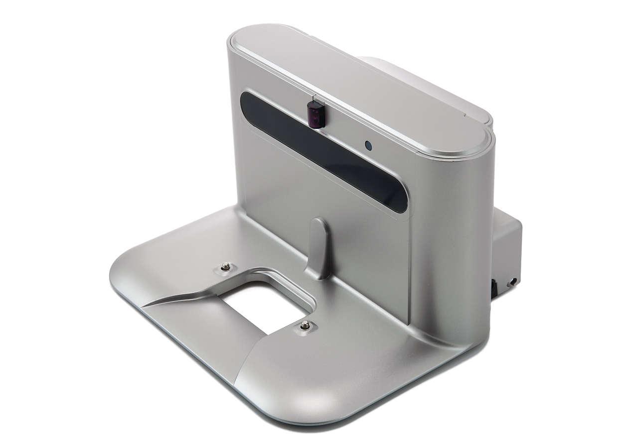 HomeRun-laitteen lataaminen automaattisesti.
