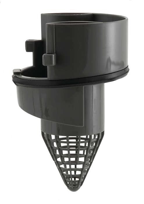 Assemblage en cône pour votre aspirateur sans sac