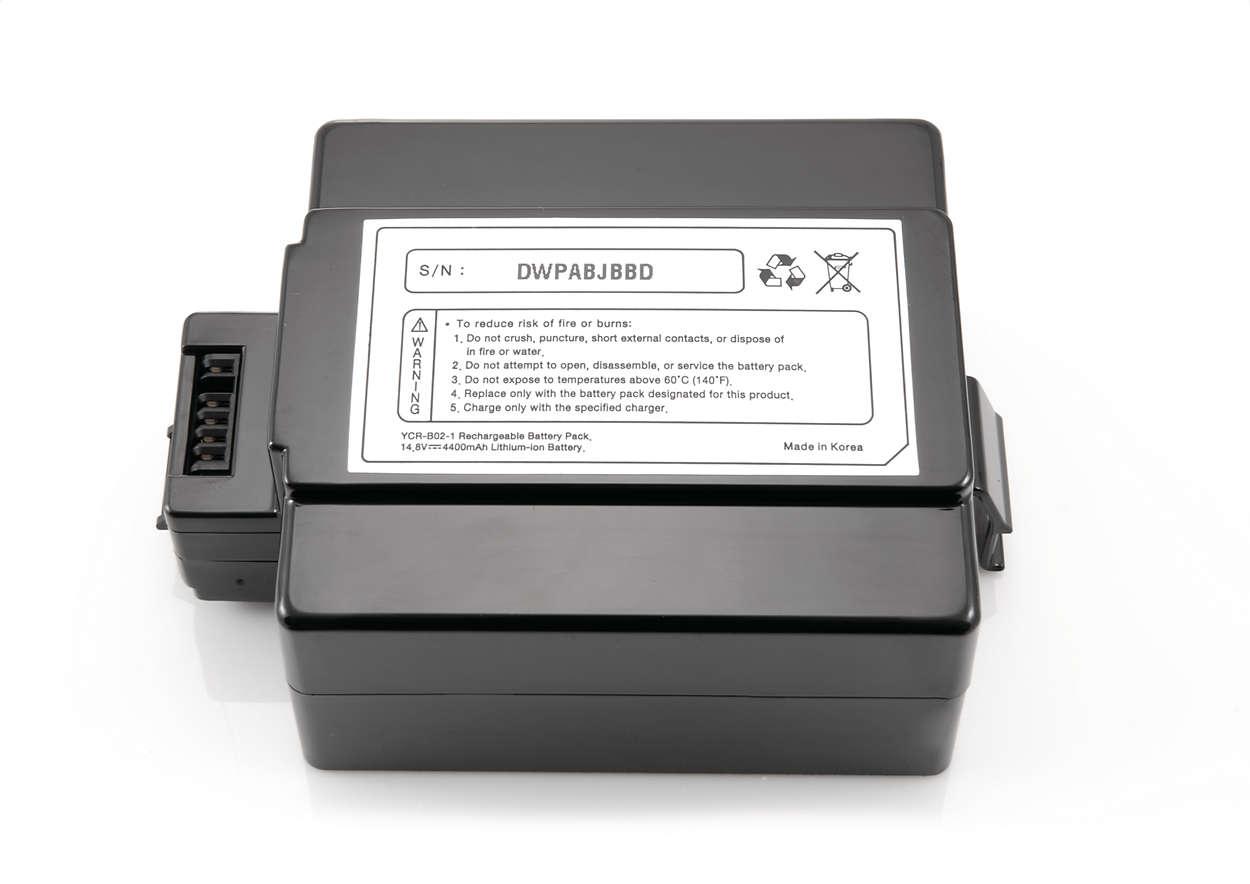 Til at udskifte et opbrugt batteri