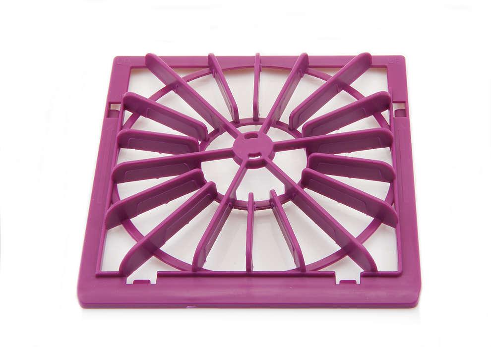 Rahmen für Einlassfilter