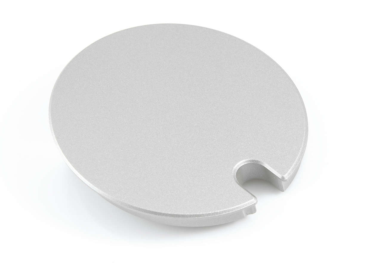 Deckt den Wasserbehälter der SENSEO® Twist ab