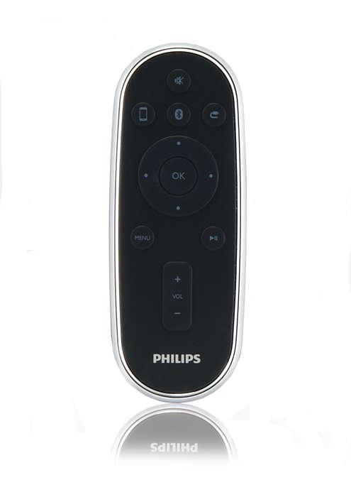 Pour utiliser votre appareil à distance