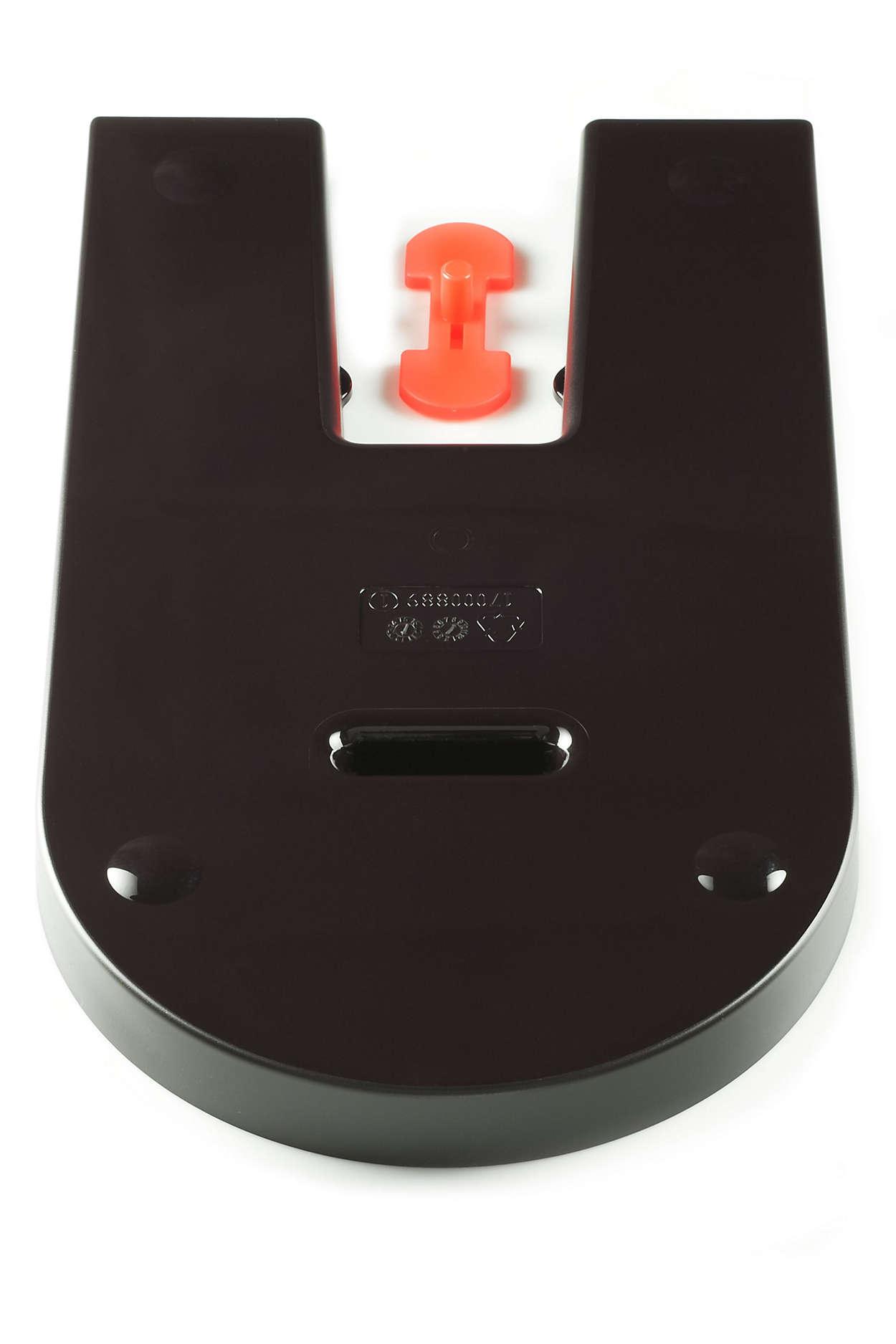 Lekbak voor het SENSEO® SARISTA-koffiezetapparaat