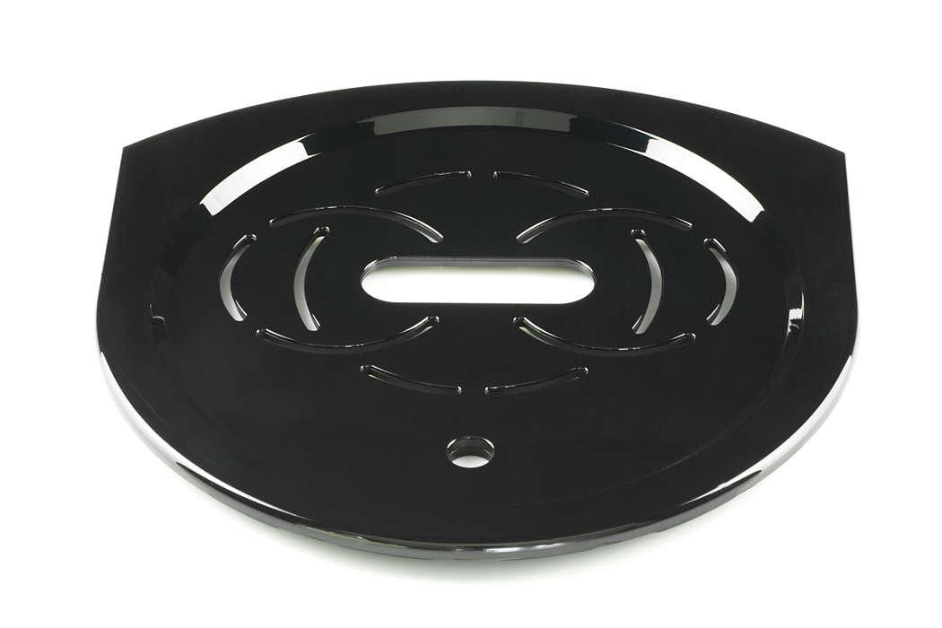 Drip tray cover for the SENSEO® SARISTA