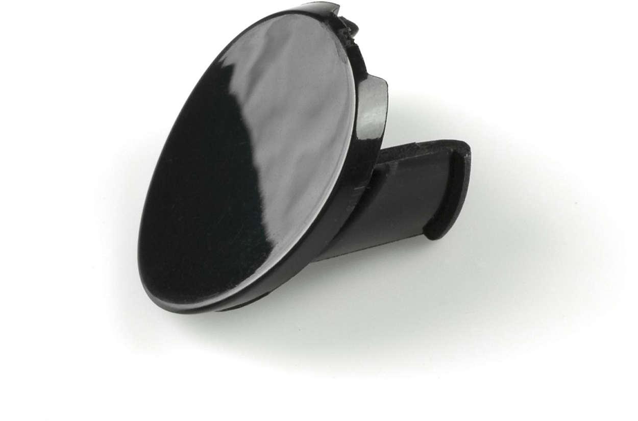Grinder adjustment hole cover for SENSEO® SARISTA