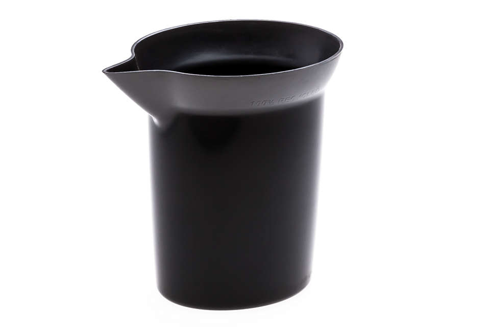 Einfüllbecher für Ihr Dampfbügeleisen