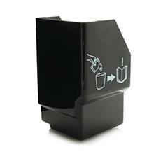 CRP967/01  Compartimento de desecho negro