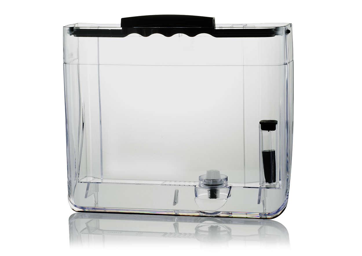 Kit de recipiente para el agua