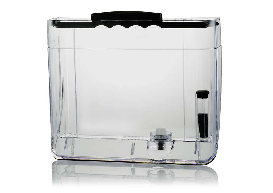 Kit per il serbatoio dell'acqua