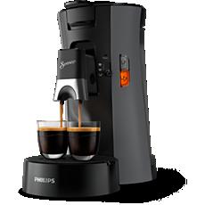 CSA230/50 SENSEO® Select Kaffekapselmaskin