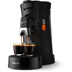 CSA240/20 SENSEO® Select Machine à café à dosettes