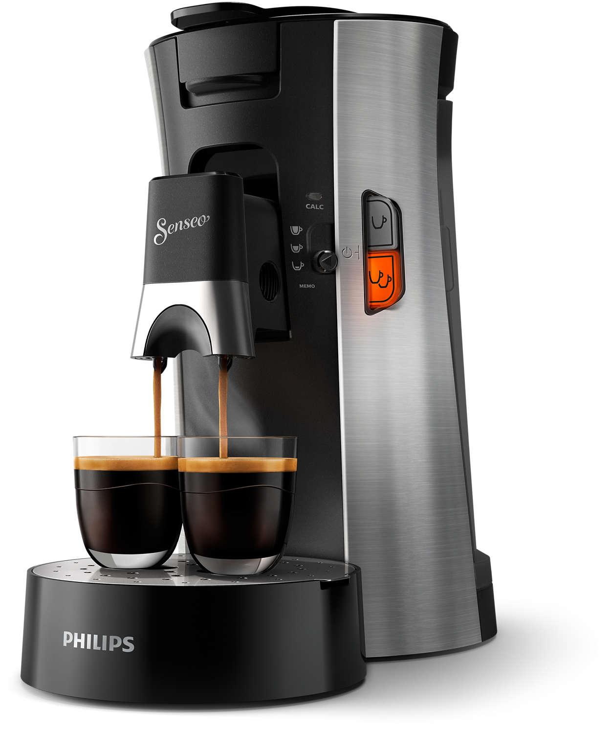 Gewoon, intens of espresso - Altijd SENSEO®