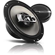 Koncentryczne głośniki samochodowe