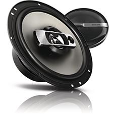 CSP630/00 -    Koaxialhögtalare för bil